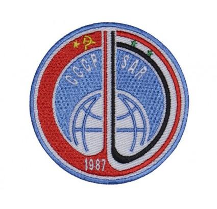 Correctif de programme spatial soviétique Soyouz TM-3 MIR