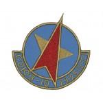 Sojus-10 Sowjetisches Weltraummissionsprogramm Ärmelaufnäher 1971