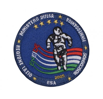 Russian Roscosmos Space Patch Soyuz TMA-6 Eneide
