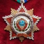 UdSSR Vergabe der Freundschaft der Völker