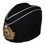 Sombrero de Almirante naval soviético / ruso Pilotka forraje-casquillo