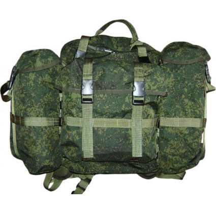Russian tactical Digital Spetsnaz pixel storm backpack