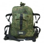 Russian Digital pixel soldiers camo backpack Sidr knapsack