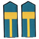 Airborne / Cavalry / Air Force petty officer shoulder boards