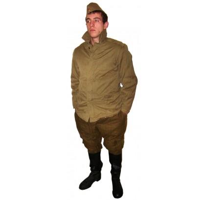 Chaqueta acolchada caliente con pantalones del ejército ruso