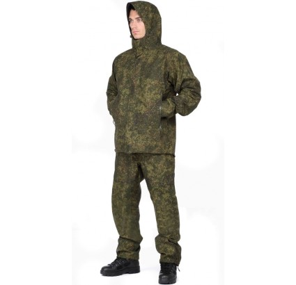 Raincoat (water-wind-resistant suit) from the VKPO kit by BTK Group