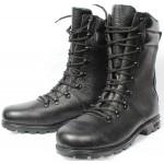 De nouvelles bottes en cuir armée russe (dernière type)