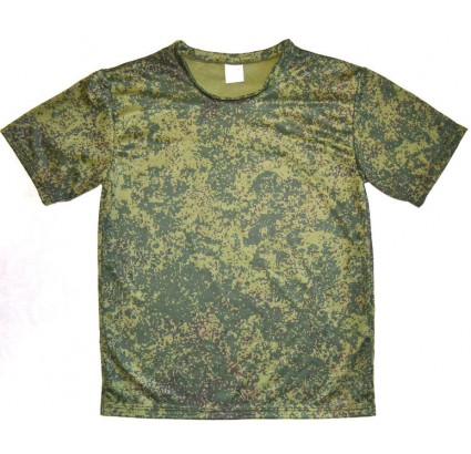 Russian Digital camo T-shirt EMR water-absorbing