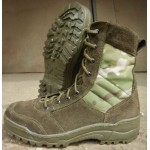 Tactical camo special boots SABOTEUR MULTICAM