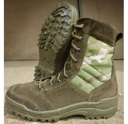 Taktische camo spezielle Stiefel SABOTEUR MULTICAM