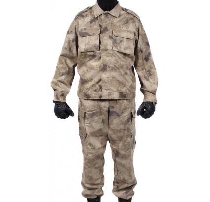 Russische Spetsnaz moderne camo SAND Uniform Anzug MPA-24
