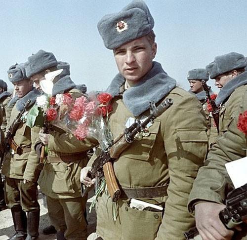 8df36d5fa Russian / Soviet Army Sergeants USHANKA winter hat