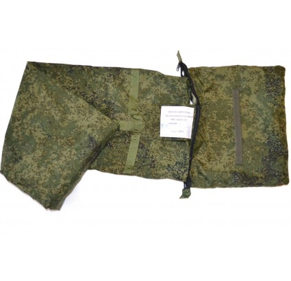 "Universal shelter 6SH120 pixel camo cover for Ratnik ""Warrior"""