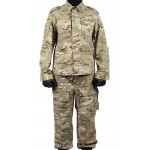 Modern tactical camo SKLON A uniform MULTICAM