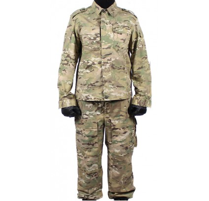 Modern tactical camo SKLON A uniform MULTICAM