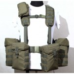 Russian tactical Ammo load bearing vest Smersh PKM