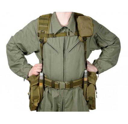 Russian Army tactical assault vest SMERSH RPK