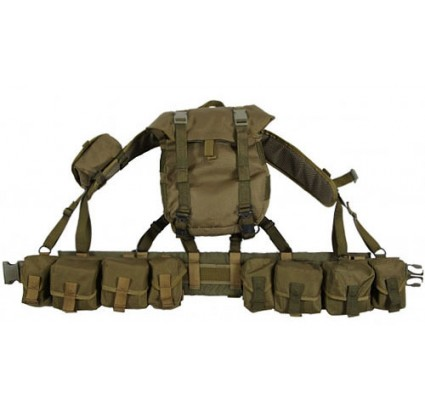 Russian Sniper LBV tactical vest SMERSH SVD