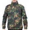 Russian demi-season IZLOM camo Softshell jacket
