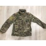 Russian demi-season MULTICAM camo Softshell jacket