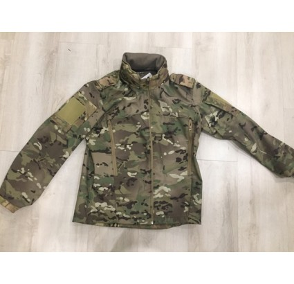 Semi-season rusa MULTICAM camuflaje chaqueta Softshell