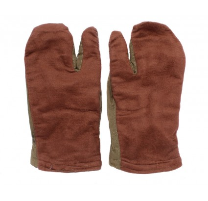 Soviet / Russian Army soldiers winter Gloves
