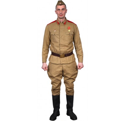 Russian Army Soldiers military field uniform CA