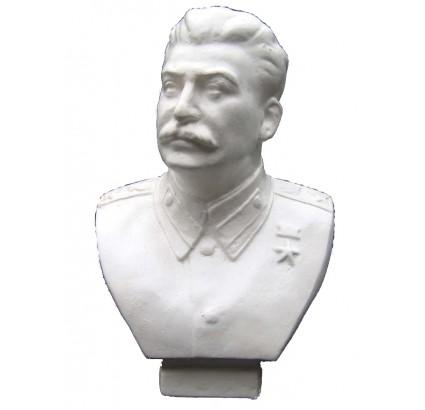 Bust of the Soviet leader Stalin (aka Joseph Vissarionovich Jughashvili)