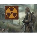 S.T.A.L.K.E.R. Neutrali potenza atomica del ricamo 114