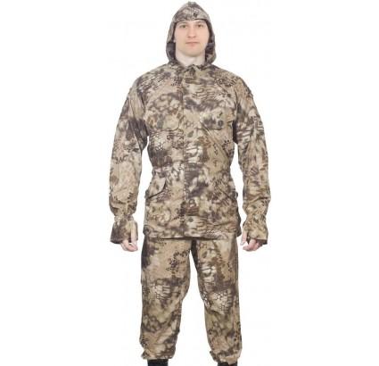 Traje de camuflaje táctico SUMRAK 1 traje de python rock crepuscular