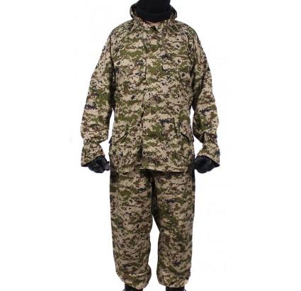 ロシアのFSBデジタルSurpat迷彩スーツSUMRAK M1の制服