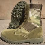 Tactics Multicam assault camo boots by Garsing