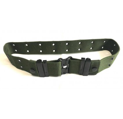 Russian Army soldiers and officers modern green tactical belt