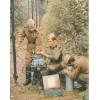 Uniforme militaire soldats URSS artillerie / char russe