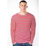 Camicia Spetsnaz russo forze speciali di maglia a strisce rosso