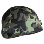 Cubierta de camuflaje para cascos de protección de la cabeza