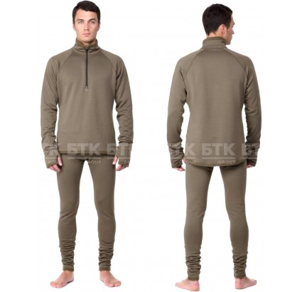 Russian Army thermal underwear VKBO fleece 2nd layer BTK