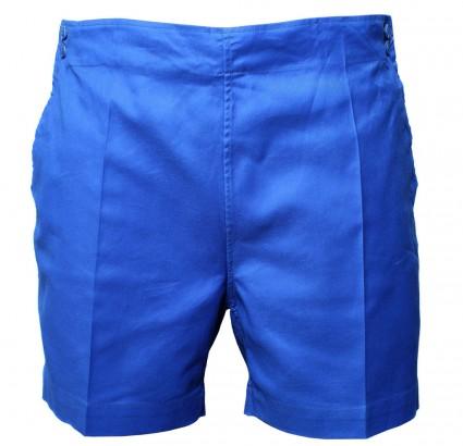 Marina russa pantaloncini blu tropicale uniformi