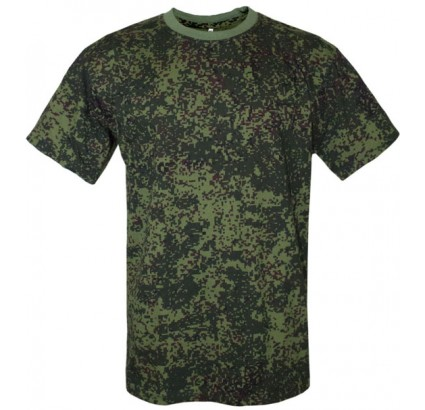 Russian Digital camo military PIXEL T-Shirt