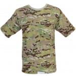 マルチカムの戦術迷彩軍Tシャツ