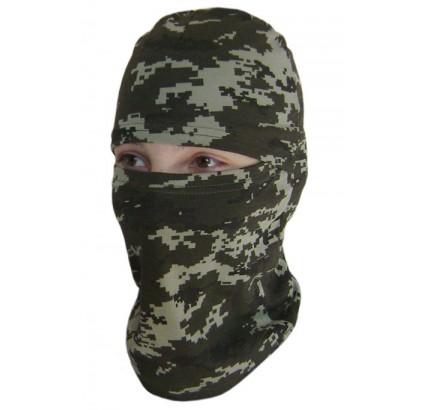 ウクライナフロンティアガード迷彩バラクラバ軍事面カバー