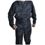 National Guards of Ukraine Army BDU military rip-stop digital uniform