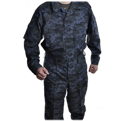 Nationalgarde der Ukraine Armee Militäruniform digital Ripstop
