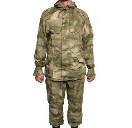 Camouflage twilight uniform A-TACS FG Sumrak M1 Bars