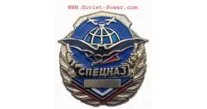 Russian VDV Military PARATROOPER SPETSNAZ Metal BADGE