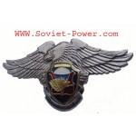 Insigne des forces d'atterrissage russes Division VDV US Eagle