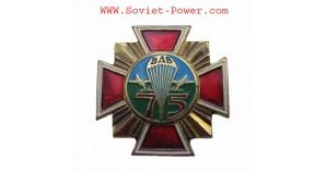 Airborne Troops 75 year AWARD Paratrooper badge SWAT