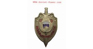 Russian VDV PARATROOPER Metal BADGE Sword SPETSNAZ