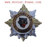Military MARINES Award BADGE Sea Infantry Star PANTHER