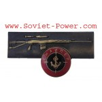 Insignia rusa MARINES SNIPER Militar SPETSNAZ SWAT